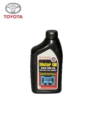 Масло моторне Toyota 5w30 0,946 л
