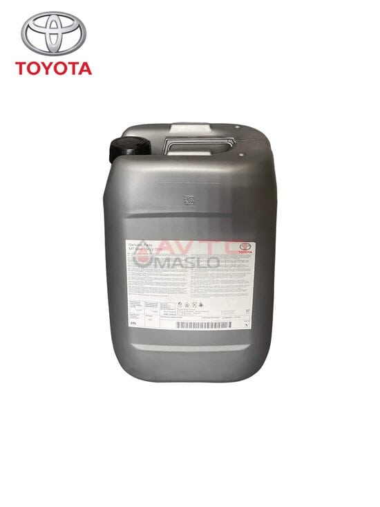 Трансмісійне масло Toyota Great Oil LV 75w 20л