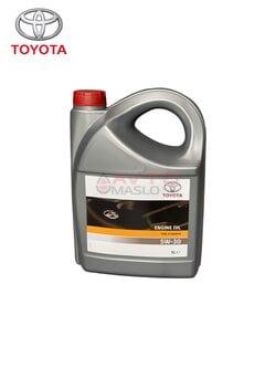 Масло моторне Toyota 5w30 Fuel Economy 5л